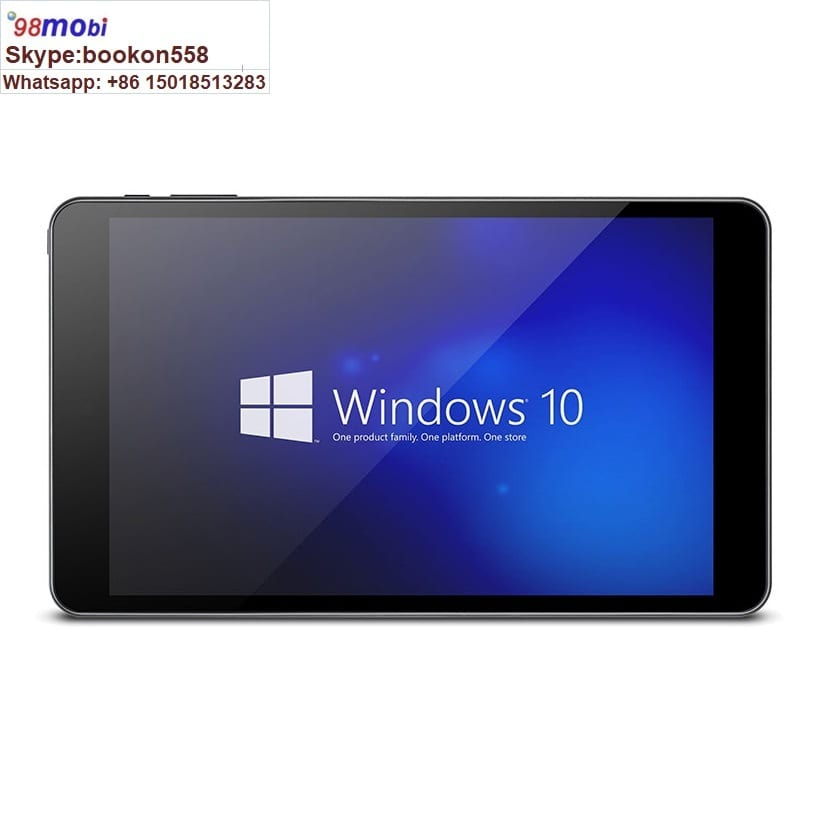 "Win10 + Android 5.1 Dual OS 8"" Tablet PC Ebook"