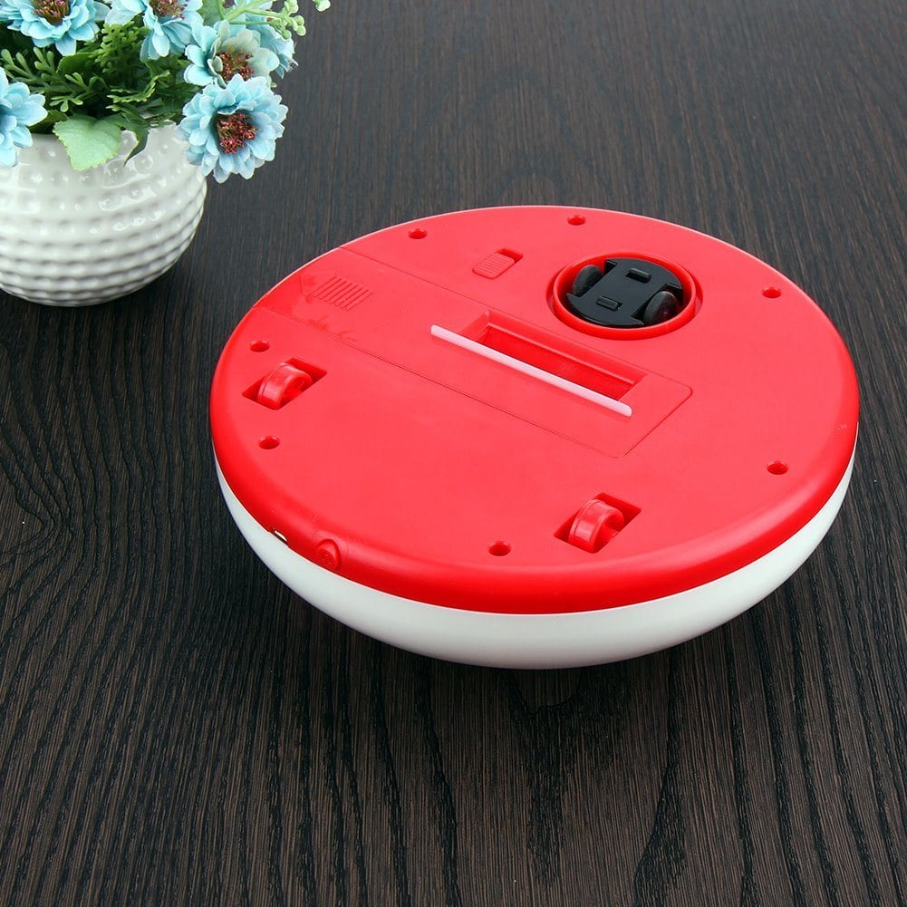 Mini Wireless Aspirador Clean Robot with USB Charging Intelligent Robot