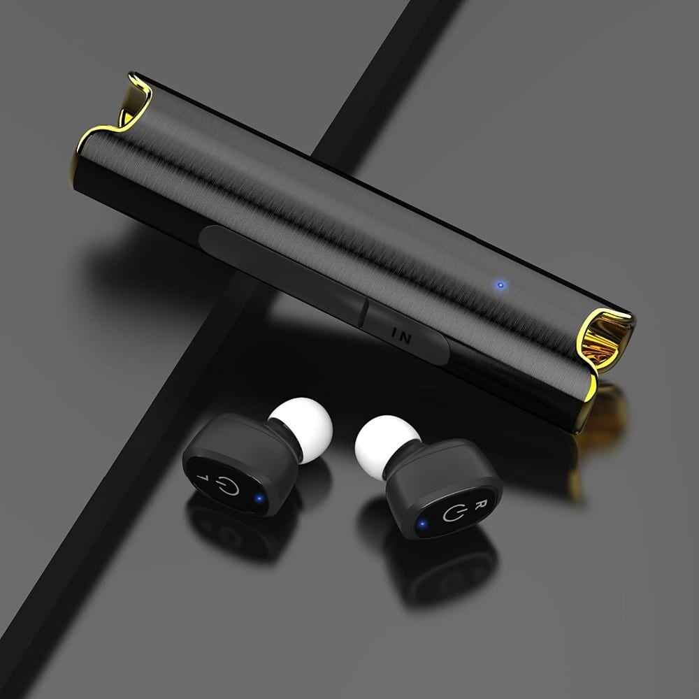 Wireless Earbuds Bluetooth Earphones Mini Tws Earbuds Ipx7 Waterproof Headset