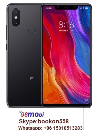"Xiaomi Mi8 Mi 8 Se Smart Phone 5.88"" Cellphone Moviles"