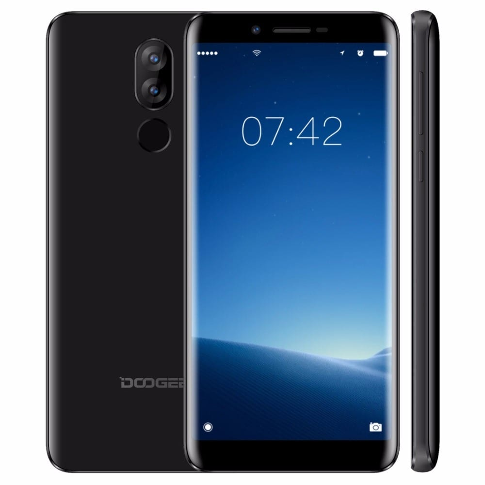 "4G Lte Doogee X60L Telefonia Moviles 5.5"" Cellphone Smart Phone"