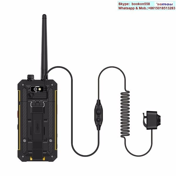"Nomu T18 Rugged Walkie Talkie 4.7"" Waterproof Shockproof Smart Phone"