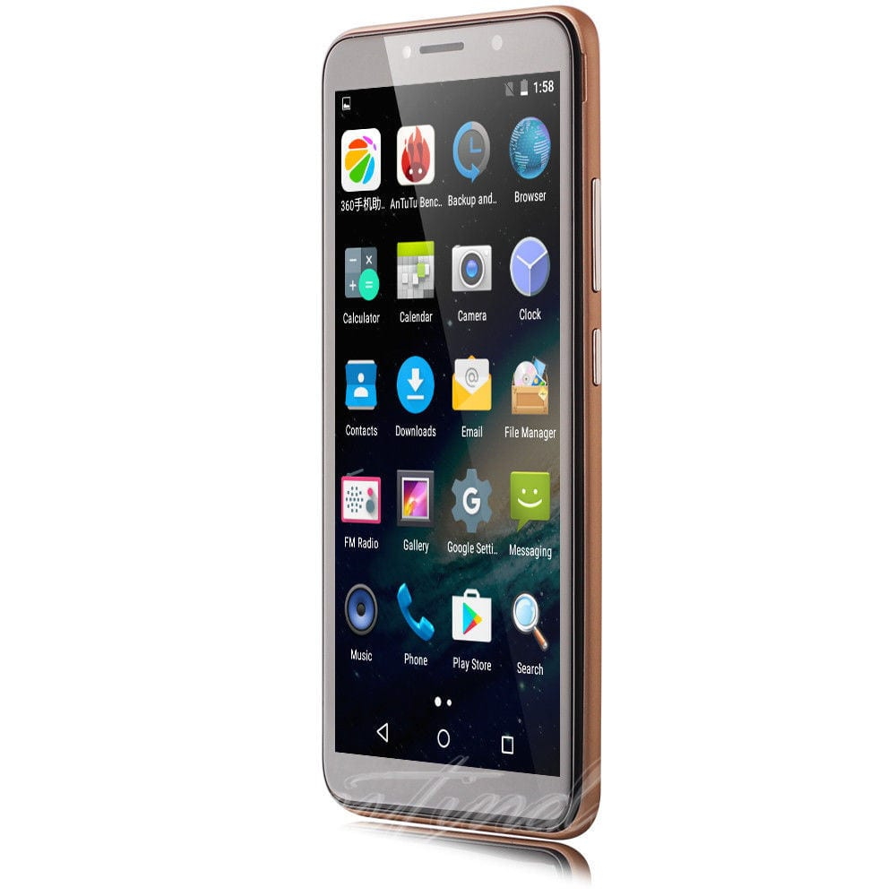 "Xbo Movil 5.5"" 3G Android 5.1 Smartphone Unlocked Smart Phone"