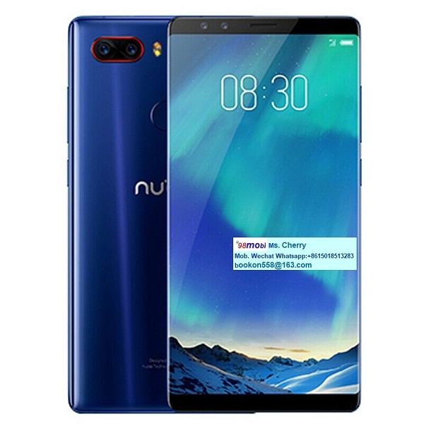 Nubia Z17s Z17 S Borderless Smartphone Smart Phone cellular Movil