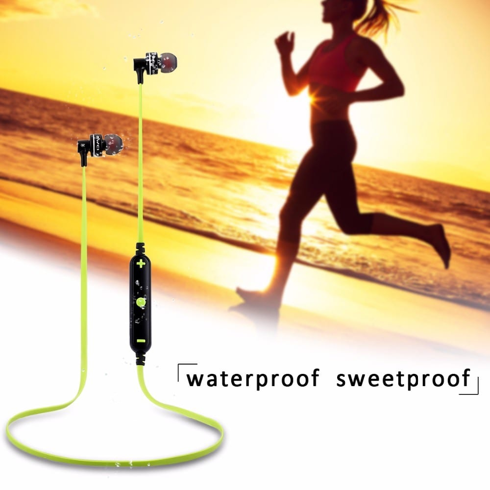 Earphone A990bl Sweatproof Sport Headphones for Ios Android Smart Phone Featured Image