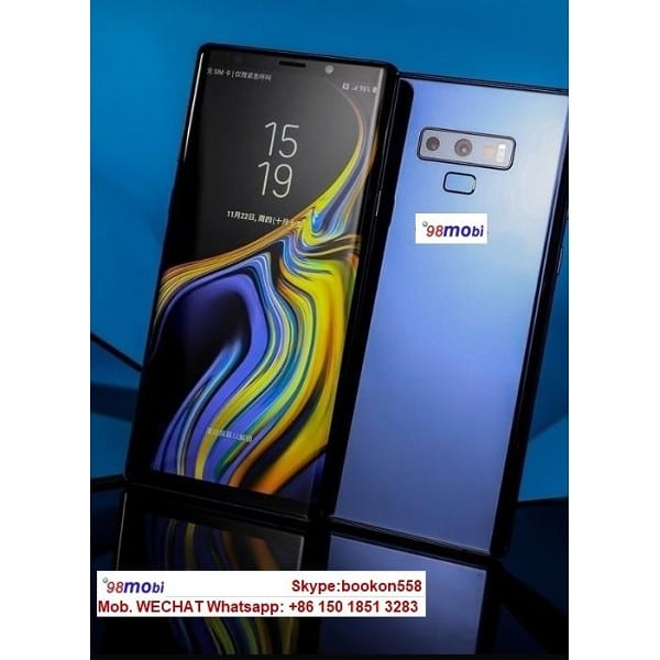 "6.4"" Note 9 6GB/128GB Dual 12.0MP Smart Phone Moviles Note9"