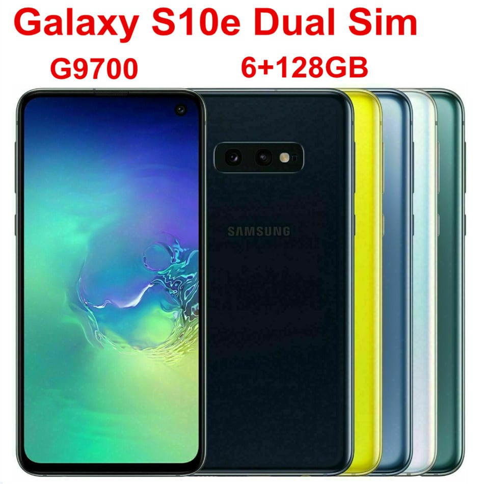 SAMSUNG GALAXY S10E Cellphone Featured Image