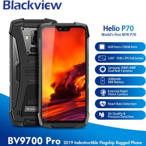 Blackview BV9700 Pro IP68 Waterproof 4380mAh Smartphone