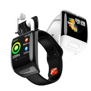 G36 2 in 1 Bluetooth Earbuds Smart Watch