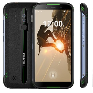 HOMTOM HT80 IP68 Waterproof Smartphone