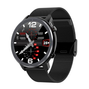 L11 Smart Watch Men 1.3 Inch Full Touch Screen IP68 Waterproof Smartwatch