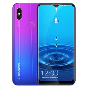 LEAGOO M13 Waterdrop Screen Cellphone