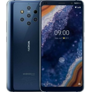 Nokia 9 Pureview TA-1082 128GB Factory Unlocked Smartphone