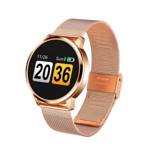 Q8 PLUS Heart rate Blood pressure Monitor Smartwatch