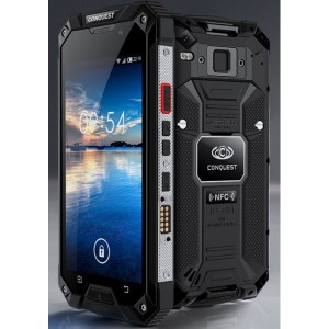 Conquest S6 Rugged Smart Phone