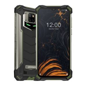 IP68/IP69K DOOGEE S88 Pro Rugged Phone 10000mAh BIG Battery Quick Charging Mobile Phone