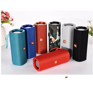TG531 Portable Wireless Stereo Bluetooth Speaker