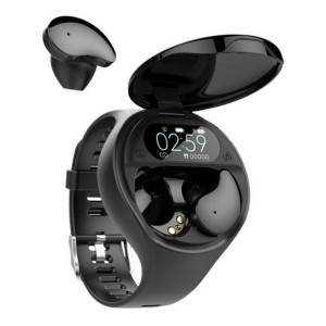 Smart Band Smart Watch Bracelet With Bluetooth Headset earbuds