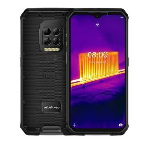 Ulefone Armor 9 Thermal Camera Rugged Mobile Phone