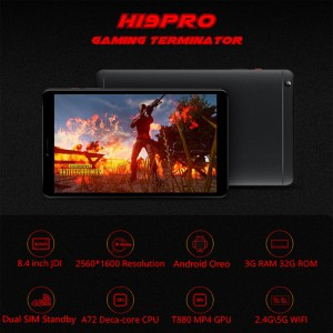 CHUWI HI9 PRO 4G LTE Phone Call Tablet PC