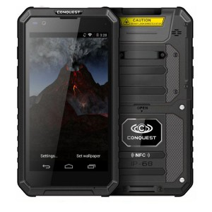 Conquest S10 Rugged Smart Phone