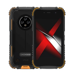 DOOGEE S35 PRO RUGGED IP68 Waterproof Cellphone Celulares Smart Mobile Phone
