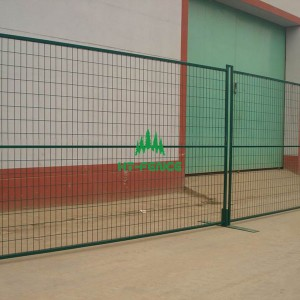 Temporary Fence For Canada Type