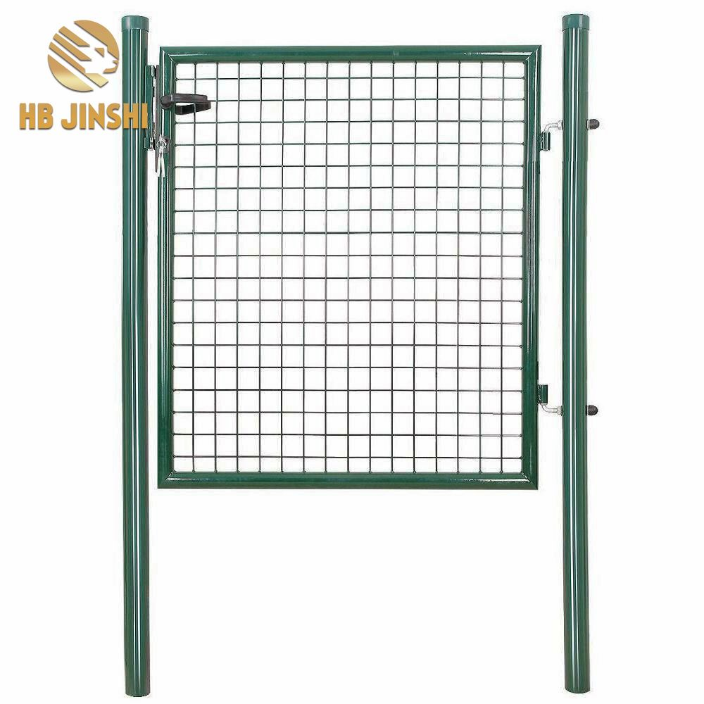 Factory Supplier Cheap Price 4 mm Wire 50×50 mm Mesh 100 x 100 cm Wire Fence  Garden Gate