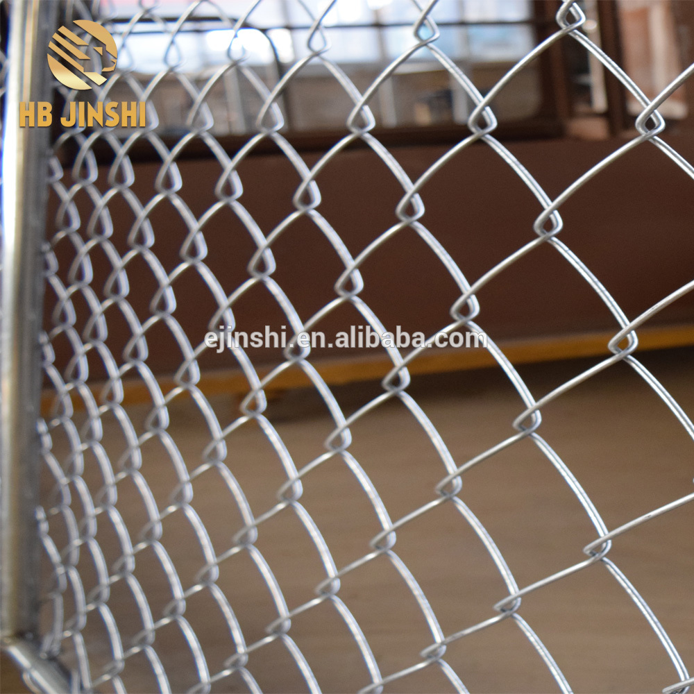 Hot dipped galvanized Chain link fence gate farm gate