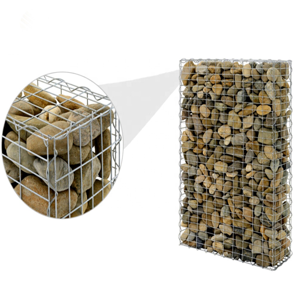 Best quality galvanized welded gabion welded panels