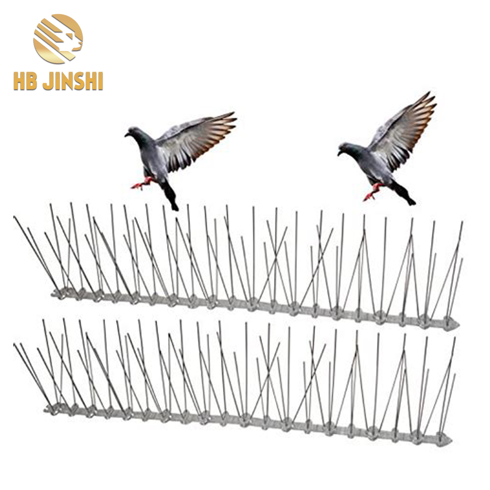 304 Stainless Steel Bird Trap Cage Pigeon Spikes