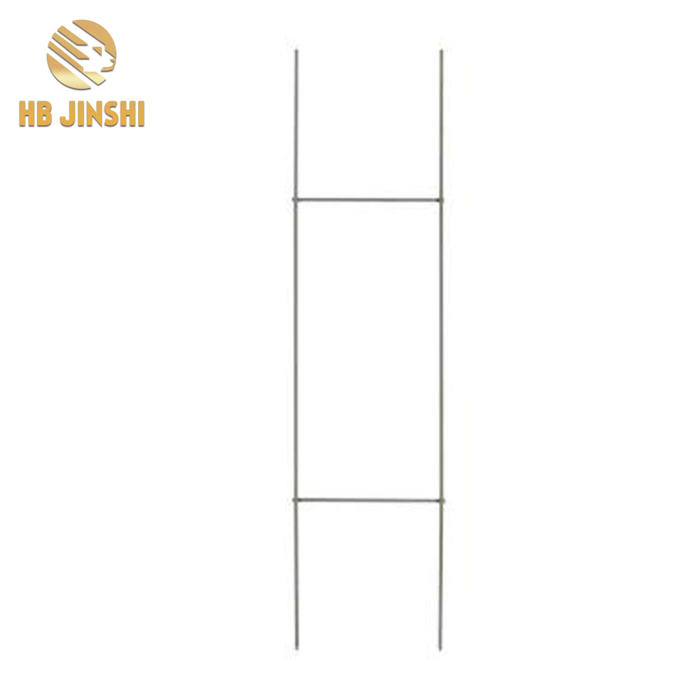 "High quality Amazon hot sale Standard ""H"" Frame Wire Stakes"