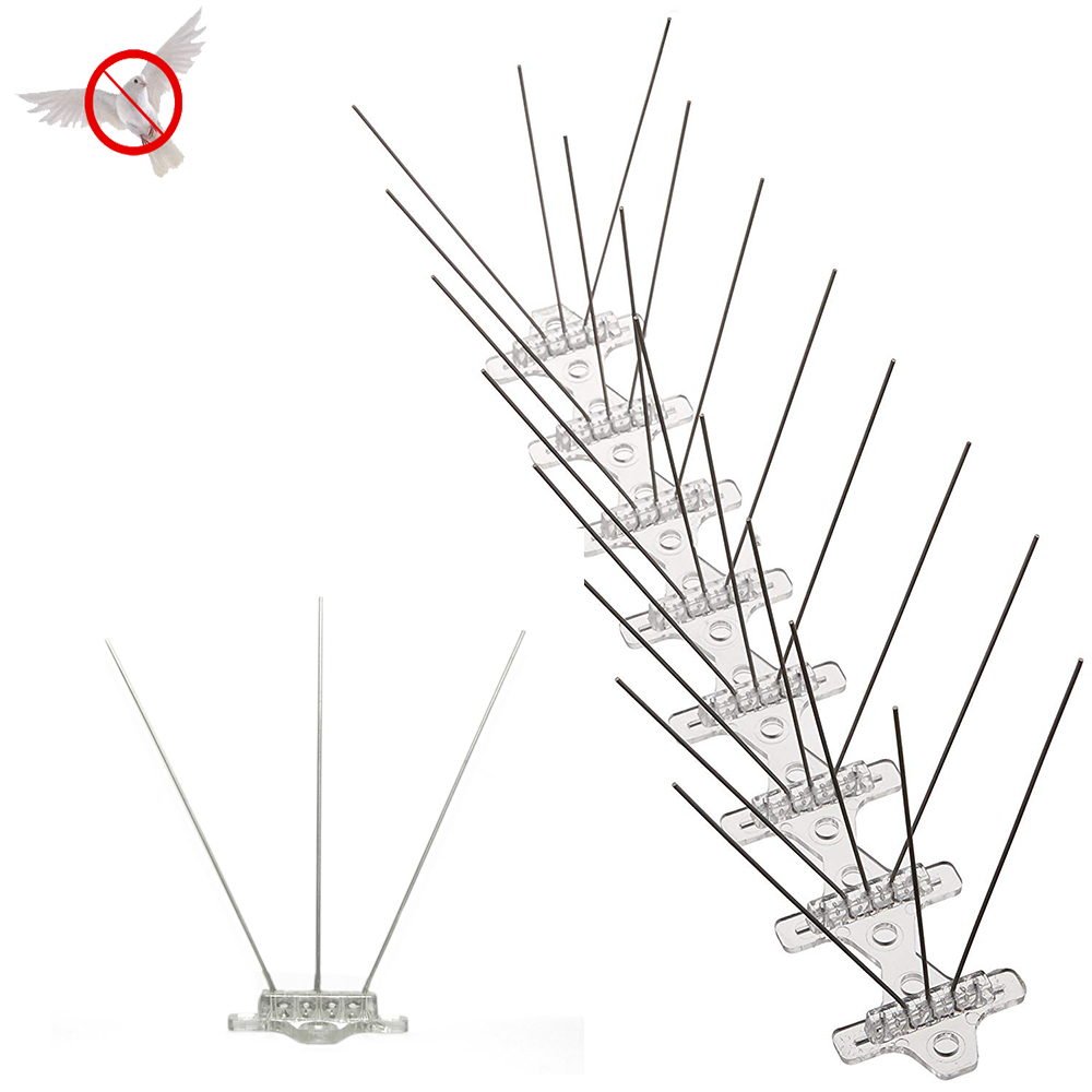 60cm 45 spikes bird spikes pigeon repellent