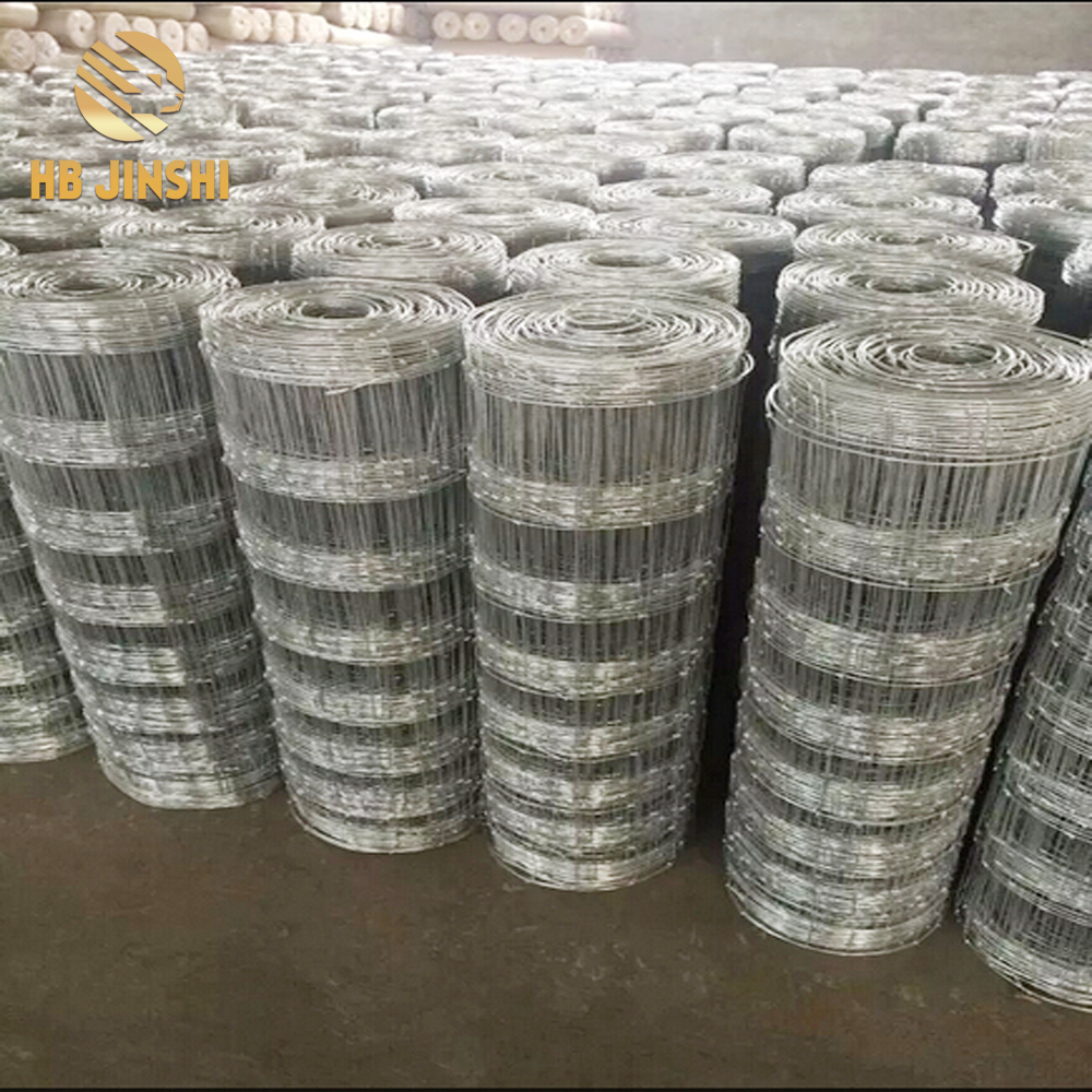 High tensile wire galvanized cattle fence farm fencing made in China