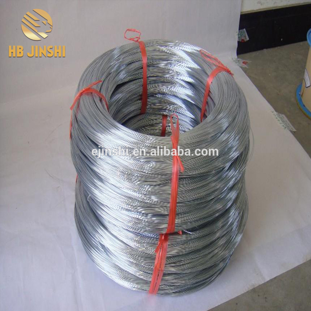 2018 Hot sell bwg20 galvanized rebar tie wire