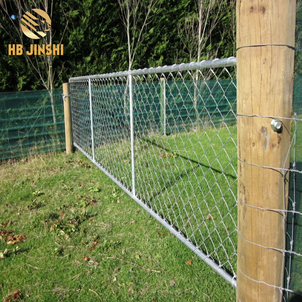 4.27m/ 14ft Economy Chainlink Gate