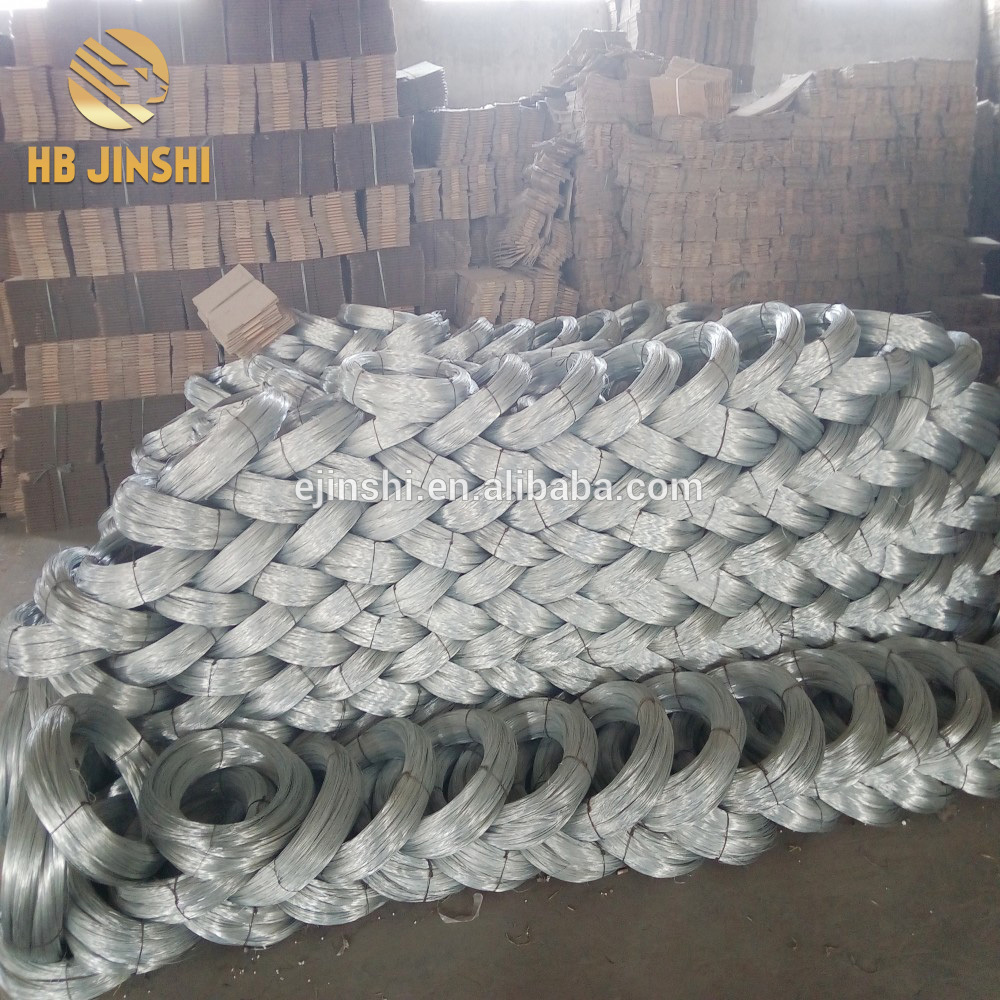 factory low price Christmas Door Wreath - CE ISO Factory BWG 20-26 High quality galvanized iron wire – JINSHI