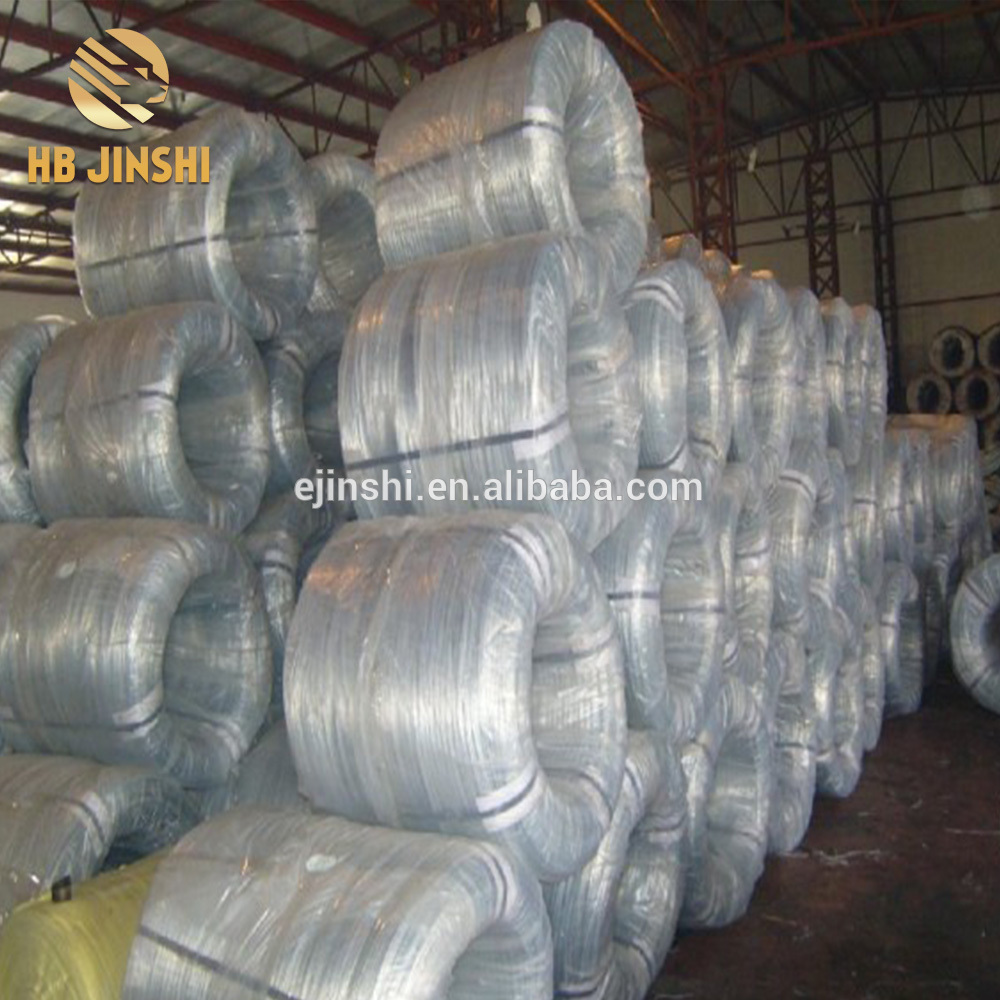2018 Wholesale 1.9mm Low carbon Hot dipped galvanized iron wire