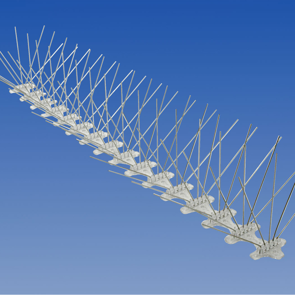 Stainless Steel Flying Bird Spikes for Pest Control