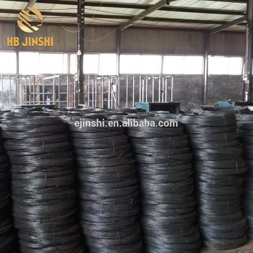 Direct factory sales 1.2mm X7line black Twisted Wire