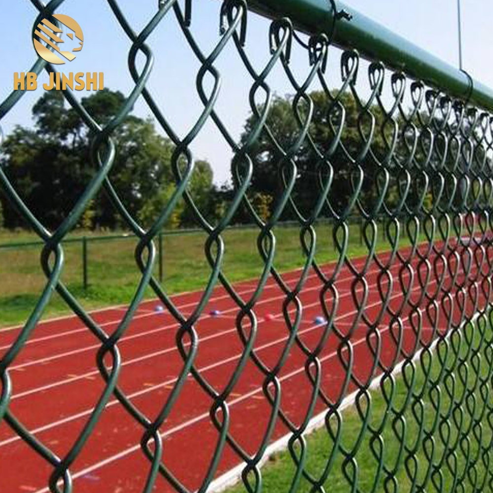 Football Fence 2.4m High Chain Link Fence for playground 8ft X 50ft