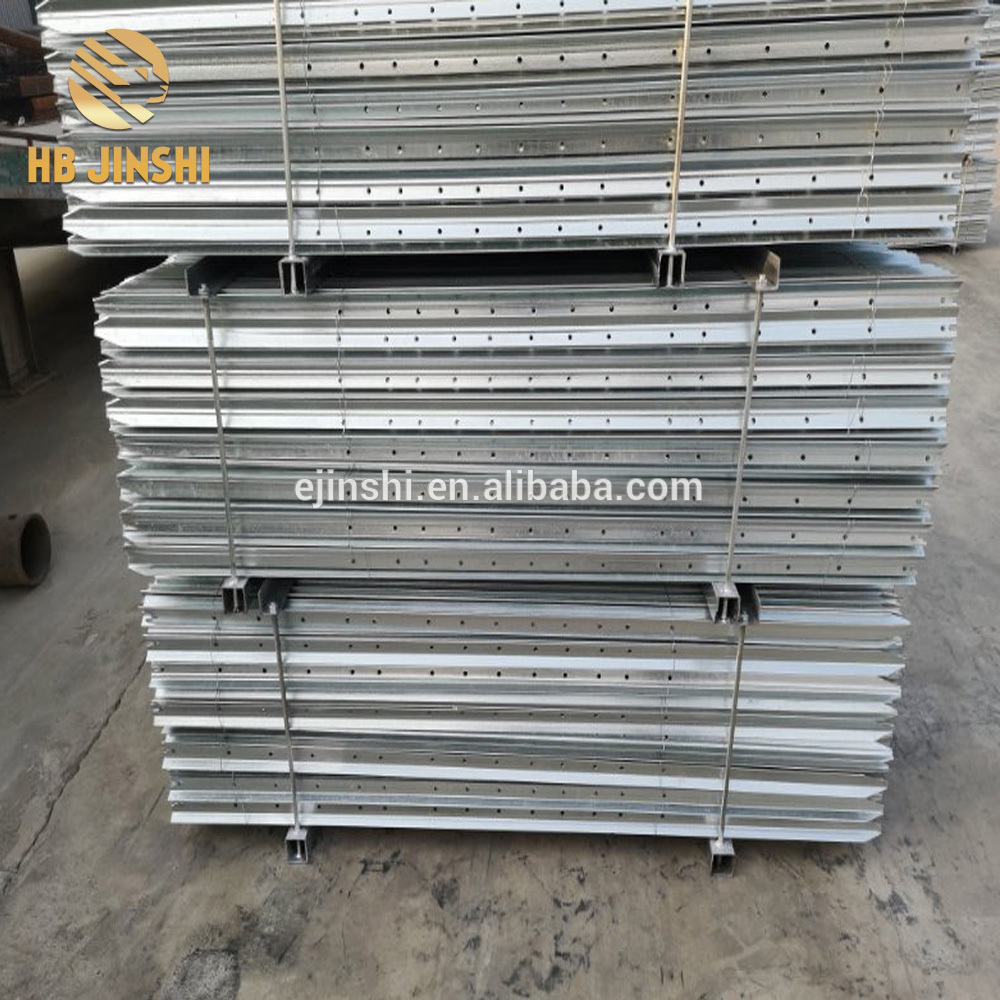 High reputation Galvanized Steel Fence Posts -