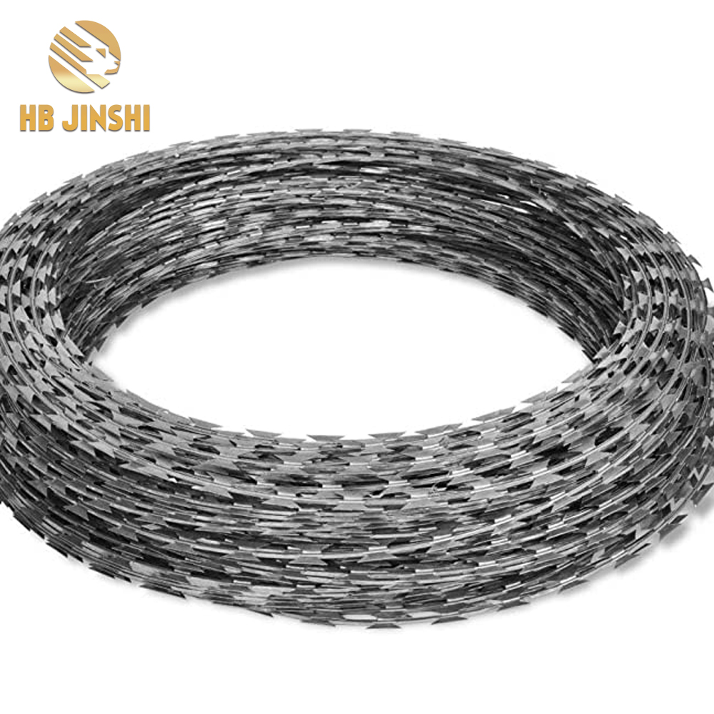 Hot selling BTO 22 razor barbed wire