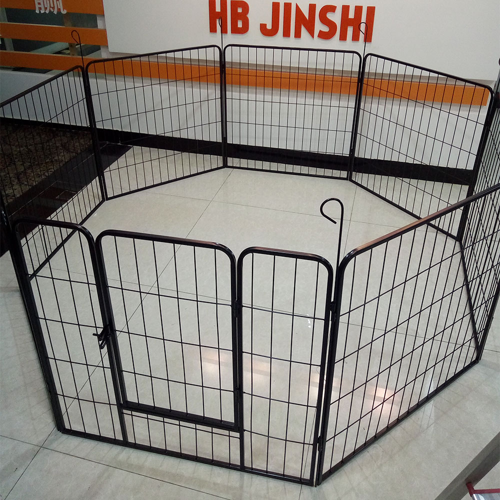 Puppy play pen pet exercise cages crate dog kennels dog cage