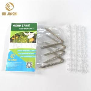 4pcs/pack PP Bag Package 304 Stainless Steel Bi...