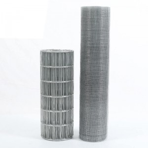 Cheap PriceList for Stainless Gutter - Galvanized or PVC Plastic Coated Welded Wire Mesh – Weian