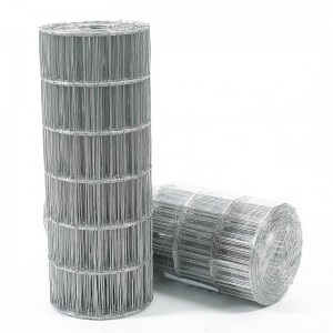 Galvanized or PVC Plastic Coated Welded Wire Mesh