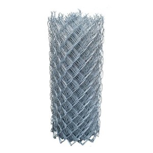 Excellent quality Slotted Perforated Sheet Metal - Security Batting Cage Chain Link Fence for Farm and Field – Weian