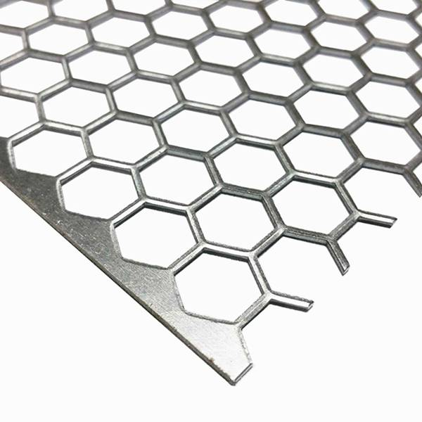 Stainless Steel Perforated steel sheet Featured Image