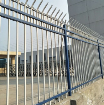 Zinc Steel Fence Featured Image